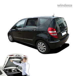 Details about Mercedes Benz A Class W169 CAR SUN SHADE BLIND SCREEN tint  tuning privacy kit