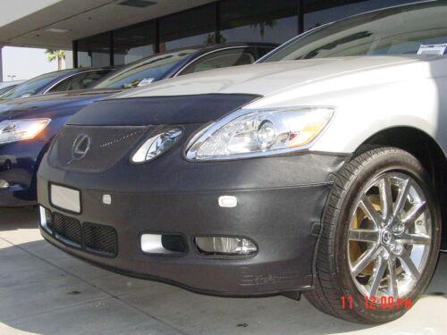 Fits Lexus GS300 GS430 2006-07 W// Licen,W//Sensor Colgan Front End Mask Bra 2pc