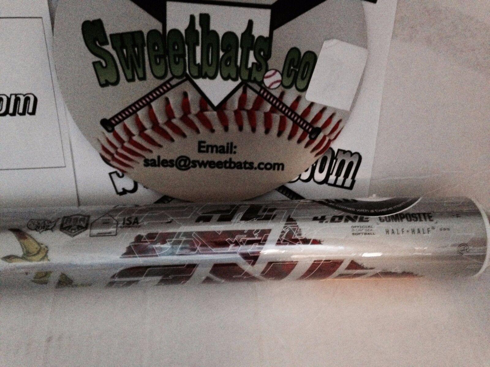 New Demarini One Sunday Swagger Softball Bat NIW 34 28 28 28 ASA WTDXONE 4.ONE USSSA 3f22d9