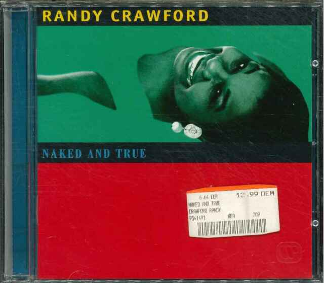 "RANDY CRAWFORD ""Naked And True"" CD-Album"