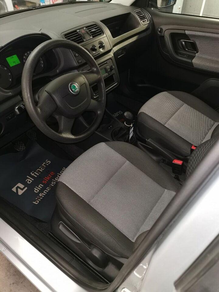 Skoda Fabia 1,2 TSi 86 Sport Benzin modelår 2011 km 188000