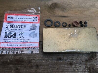 TILLEY LAMP REPAIR KIT TILLEY LAMP WASHERS TILLEY LAMP CUP WASHERS MANTLES