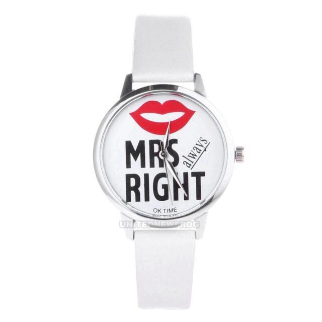 UN3F Luxury Couple Watch Fashion Men Women Stainless Steel Leather Quartz Wrist