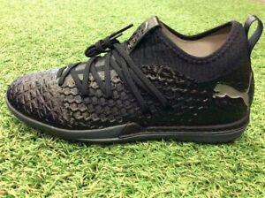 Indoor Soccer Shoes Black - Puma
