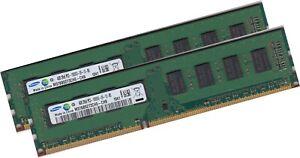 Samsung-8GB-2x-4GB-DDR3-1333MHz-Ram-Speicher-M378B5273CH0-CH9-PC-10600-240Pin