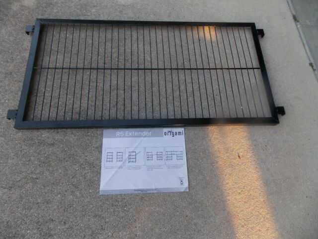 Amazon.com: Origami 4-Shelf Foldable Storage Shelves | for Garage ... | 480x640