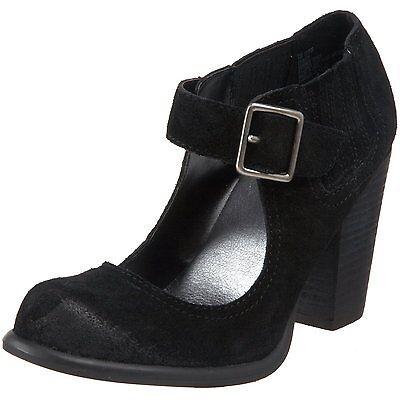 prezzo basso Mia New New New Donna  Coyote Pump nero Leather 8M  Garanzia di vestibilità al 100%