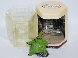 Disney-Store-Tiny-Kingdom-Oogie-Boogie-2-034-Figurine-Nightmare-Before-Christmas
