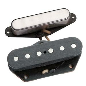 Suhr Guitars Woodshed T-Style Pickup Raw Nickel Matte Neck