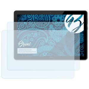 Bruni-2x-Proteggi-Schermo-per-Huawei-MediaPad-T5-10-Pellicola-Protettiva