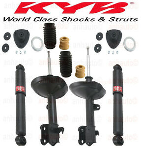 Fits Acura MDX V6 Front Left and Right Suspension Strut Assembly Kit KYB Excel-G