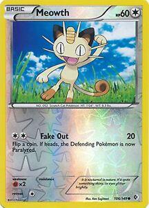 Pokemon Azumarill 37//149 B/&W Boundaries Crossed REVERSE HOLO PERFECT MINT