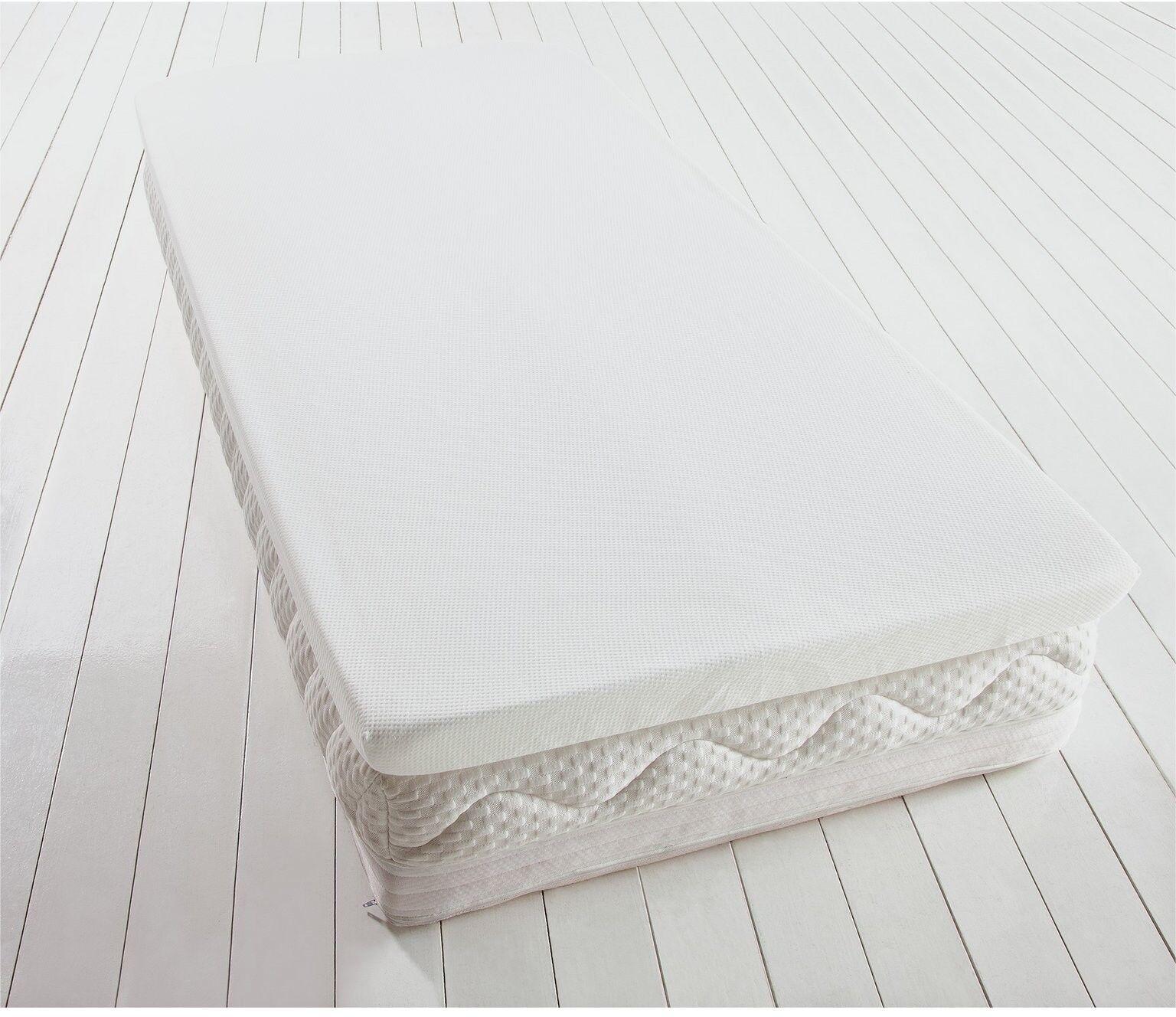 Luxury Memory Foam Mattress Topper - Single
