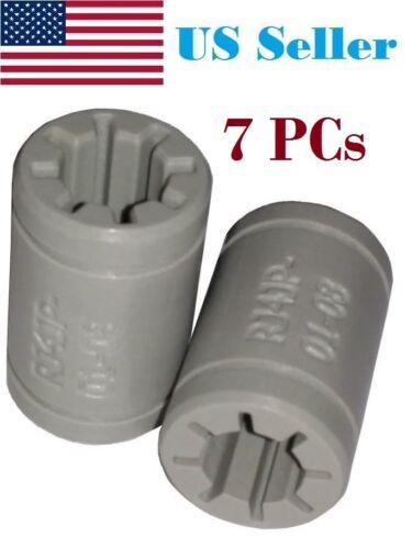 - replaces LM8UU IGUS Drylin Plastic Linear Shaft Bearings 7 PCS RJ4JP-01-08