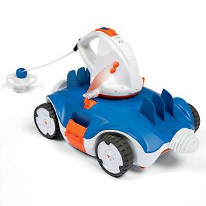 Details about Bestway 58483E Aquatronix Autonomous Cordless Battery Pool  Cleaning Robot Vacuum