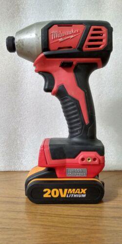 Adaptateur de batterie pour outils Milwaukee M18