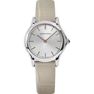 Armani Ars7005 Women S Swiss Made Rose Gold Quartz Watch 723763209441 Ebay
