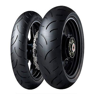 Dunlop Sportmax Q4 Radial Street Bike Tires Front /& Rear 120//70ZR17 180//55ZR17