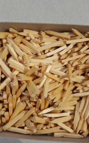 "Vintage George Barnsley 1/"" Lemon Wooden Pegs Nails Shoemaker Cobblers Tools"