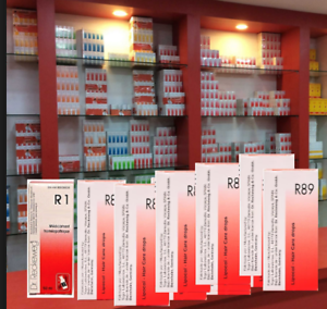 Details about Dr  Reckeweg Homeopathy Drops R1 to R-89 Homöopathie  homeopatía homéopathie