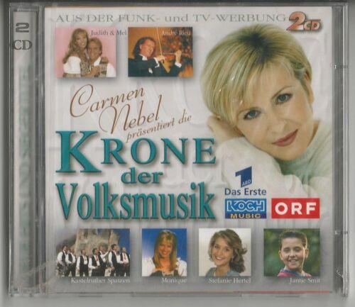 1 von 1 - KRONE DER VOLKSMUSIK - 2 CD KOCH - NEU & OVP Bianca/Avsenik/Katharina Herz