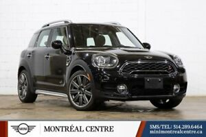 2017 MINI Cooper S Countryman S|ALL4|LOADED|19'MAGS|REAL LEATHER|