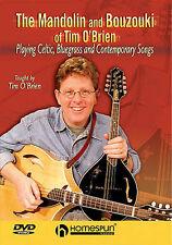 Learn To Play The Irish Bouzouki & Mandolin Tuition DVD