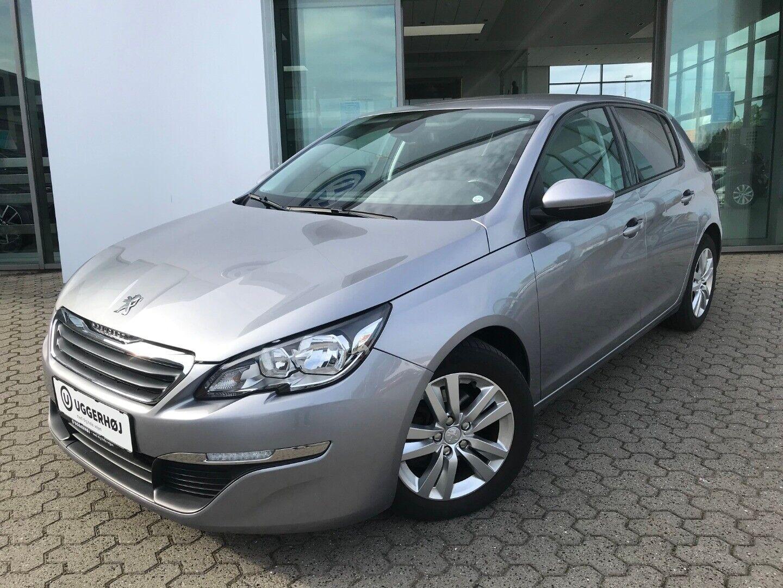 Peugeot 308 1,6 e-HDi 116 Active 5d - 119.000 kr.