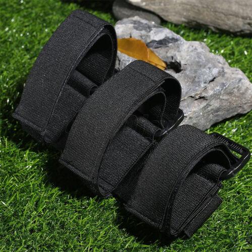 Hunting 8 Rounds Shotgun Shell Holder Buttstock Shotshell Arm Pouches Black Mud