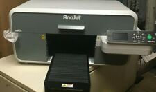 Anajet Mp5i Mpower Apparel Printer Dtg Direct To Garment Untested