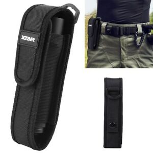 XTAR-Molle-Flashlight-Holster-Battery-Pouch-Holder-for-Surefire-G2-6P-501B-502B
