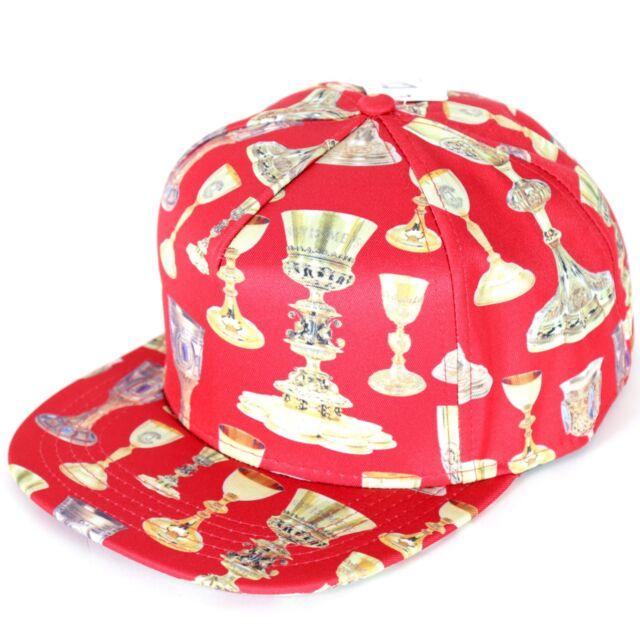 Buy Crooks   Castles Holy Grail Hat Snapback Red Mens Adjustable ... f141fb402227