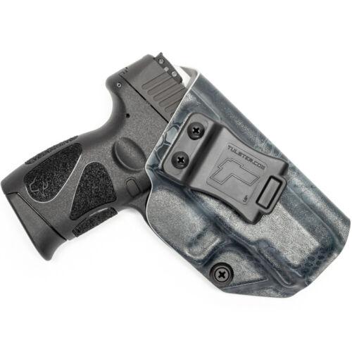 Right Hand NEW Tulster Profile IWB//AIWB Holster Taurus PT111 G2//G2c