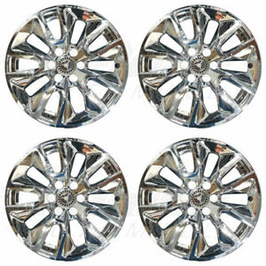 20-034-Chrome-Wheel-Skins-Hubcaps-4PCS-FOR-2019-2020-2021-Chevy-Silverado-1500