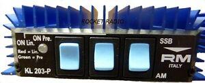 RM-KL203-P-HF-Linear-Amplifier-with-Pre-Amplifier-20MHz-30MHz-100W-FM-200W-SSB
