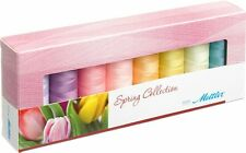 Mettler 200 m Multi-Colour Seralon Thread Spring Selection Box