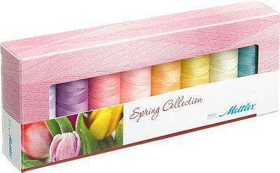Mits Mettler 200 M Multi-colour Seralon Thread Spring Selection Box Hoge Veiligheid