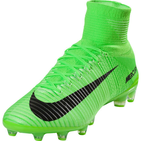 NIKE MERCURIAL SUPERFLY V AG-R Men's Soccer Cleats 831955-305 MSRP Price reduction Cheap women's shoes women's shoes