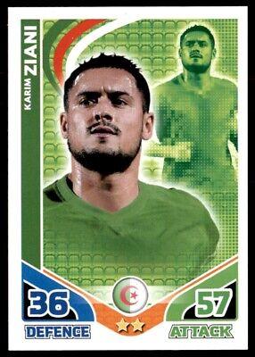 Match ATTAX world stars-Karim ziani-Algérie