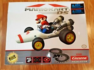Details About Mario Kart Ds Carrera Racing System New Slot 1 43 62185 Track Mario Brute