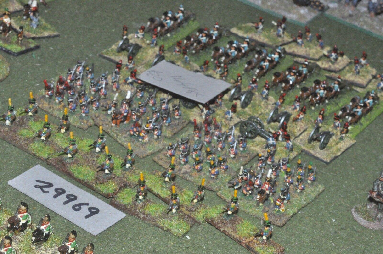 6mm napoleonic   french - battle group (adler) 144 figures - inf (29969)
