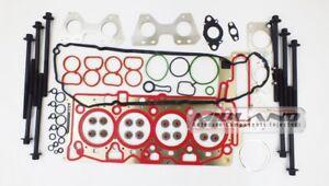 Cabeza-junta-conjunto-y-perno-de-la-cabeza-para-BMW-y-Mini-1-6-N47D16A-N47C16A-Diesel-Motor