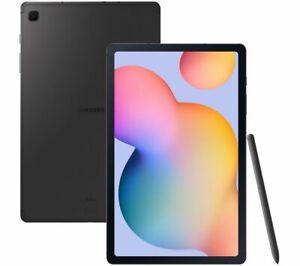 """SAMSUNG Galaxy Tab S6 Lite 10.4"""" 4G Tablet - 64 GB Oxford Grey - Currys"""
