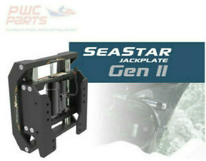 """SEASTAR XTREME Outboard Jack Plate 8"""" Set Back Up to 400HP JP5080X Solutions"""
