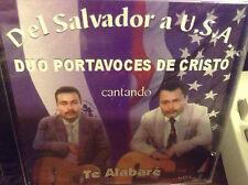 Te Alabare - Duo Portavoces de Cristo - Del Salvador - CD