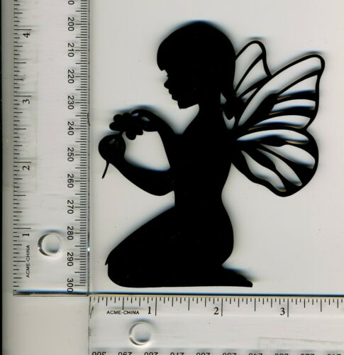 Die Cuts Fairies 2  Paperpiecing Premade Scrapbooking Paper Piecing CBL