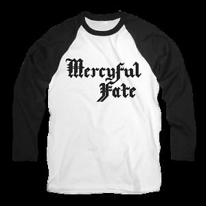 MERCYFUL-FATE-Black-Logo-Raglan-Longsleeve-Langarmshirt