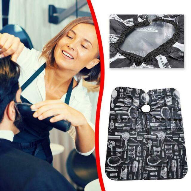 Hair Cutting Cut Hairdressing Barbers Cape Gown For Hair Salon Adult Cloth Apron