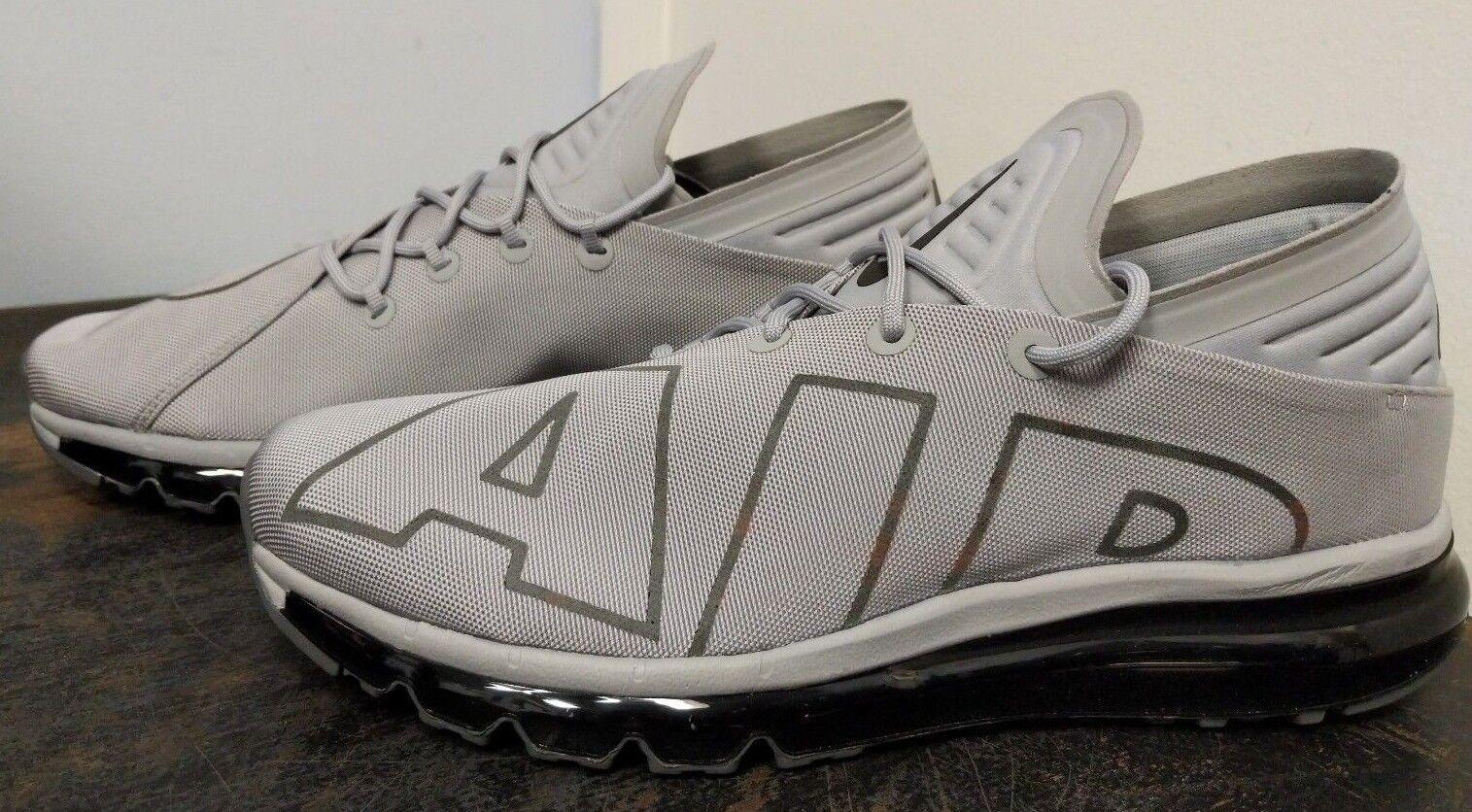 nike air max flair se aa408-002 nouvelles loup chaussures de course loup nouvelles gris - noir 1 hommes a1968e