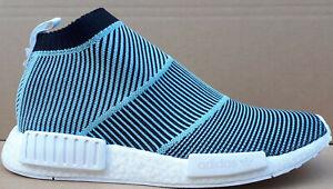 Adidas-NMD-CS1-Sneaker-Gr-40-2-3-40-5-Sport-Freizeitschuhe-Schuhe-Gruen-neu